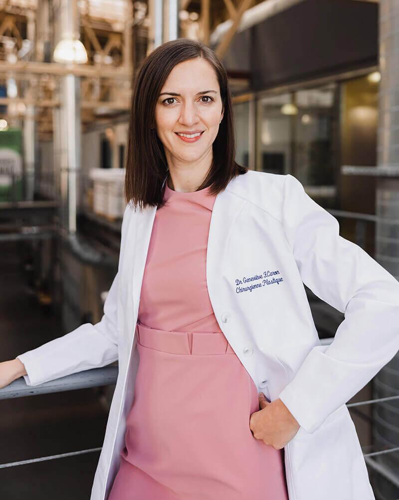DR. GENEVIÈVE FERLAND-CARON